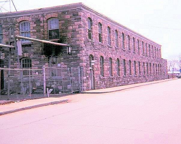 Montreal Cotton Mills - Salaberry-de-Valleyfield