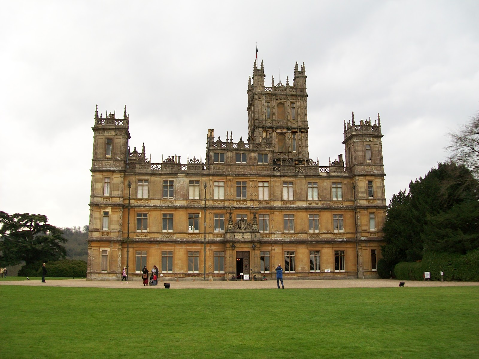 F0188 - Chateau de downton abbey ...